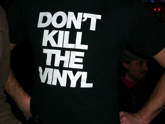 Don't Kill The Vinyl