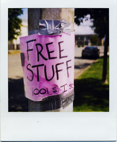 free stuff