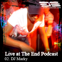 The End - Dj Marky podcast - Recommands vol 2