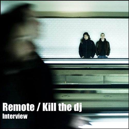 Remote kill the dj