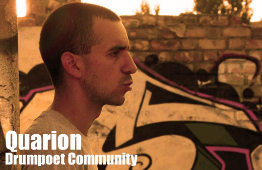 quarion drumpoet community