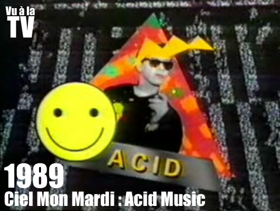 acid music dechavanne