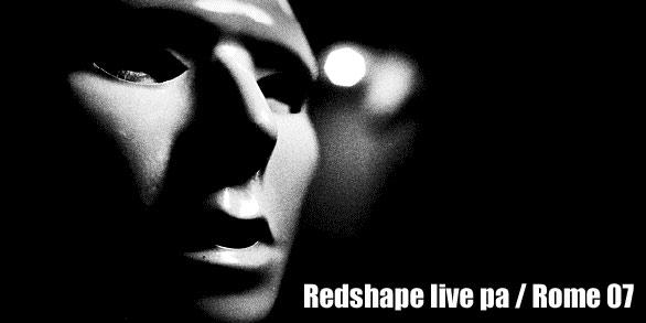 Redshape live pa rome