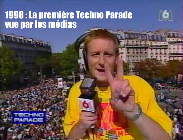 Techno Parade 1998