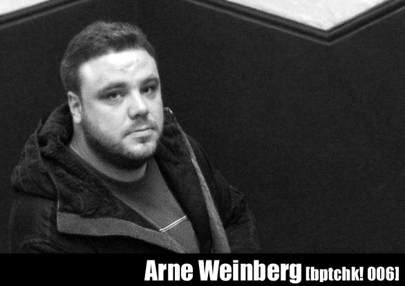 arne weinberg