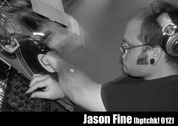 Jason Fine - Boing Poum Tchak DJ mix 012 